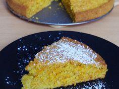 Carrot cake à la noix de coco