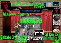 LIGERA 73 ALAIV AL KM298!!!!! SABATO 31 GENNAIO 2015!!!!!