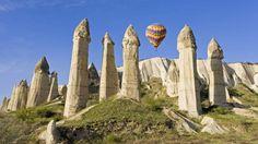 İzmir Hareketli Kapadokya Turu - Gezenthi Travel Güzel Atlar Ülkesiyle Kapadokya