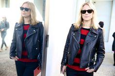 Jennifer Neyt, responsable éditoriale de Vogue.fr