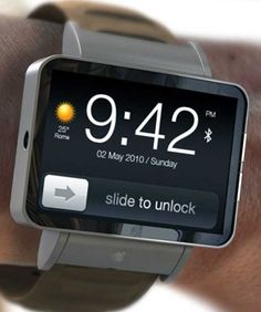 Please Be True: Apple's New iWatch May Hit The Market Soon!    Are you ready to strap on a smartwatch????