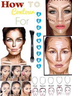 Contour For Beginners?I hope you enjoyed this tutorial and can recreated the look step by step have a wonderful day? How to Contour Your Face in 4 Easy Steps Make Up Contouring, How To Contour Your Face, Contouring For Beginners, Make Up Dupes, Contour Makeup, Contouring And Highlighting, Eye Makeup, How To Contour For Beginners, Hair Makeup