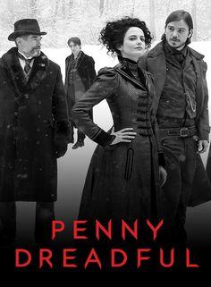 Affiches, posters et images de Penny Dreadful (2014) - SensCritique