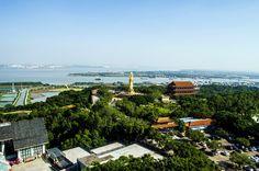 View from Lotus Tower. Guangzhou