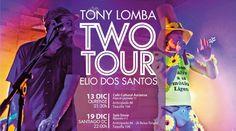 Tony Lomba & Elio dos Santos @ Cafe Cultural Auriense - música concerto concierto humor comedia