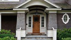Transoms pillars and curves, door window
