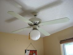 before my real laundry room before picture ugly ceiling fan that never gets used ceiling fans ugly