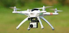 Drones terão que ser homologados pela Anatel