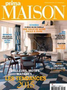 prima maison magazine