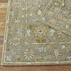 sunroom rug option   Linnea Rug
