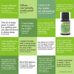 #YoungLiving Lime #EssentialOil: So many uses! Get some today! So refreshing! FB Page: Young Living with Mrs. T, like to order? Visit https://www.youngliving.com/signup/?isoCountryCode=US&isoLanguageCode=en&type=DISTRIBUTOR, please consider using my ID SRM #1581922