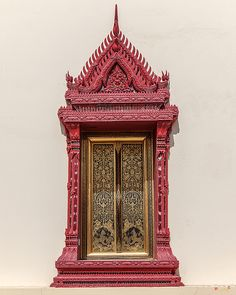 Temple Photograph - Wat Srisudaram Phra Ubosot Window by Gerry Gantt Thailand History, Thailand Art, Religious Architecture, Art And Architecture, Indonesian Decor, Thai Pattern, Smoke Photography, Koh Chang, Thai Art