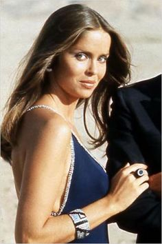 L'espion qui m'aimait : photo Barbara Bach,