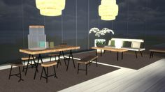 Sims 4 CC's - The Best: Sinnerlig Collection by Meinkatz Creations