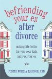 Judith Ruskay Rabinor, author of Befriending Your Ex after Divorce.  Topic: Making life better for you, your kids, and yes, your ex.  Issues: How to befriend your ex; the art of creating an ally from an opponent; when anger prevents befriending; how children benefit when exes cooperate.