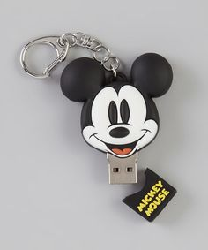 Take a look at this Mickey Mouse 8-GB USB Drive by Disney on #zulily today!