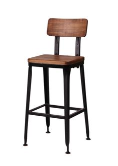Picture of the Youngston Wood Series Stool.