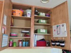 Kitchen Cabinet Organizer ~ MissDough