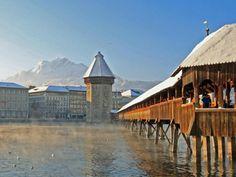December Christmas Memories - Christmas in Switzerland x 2 - News - #bubblews #Loyal2U #christmasInSwitzerland