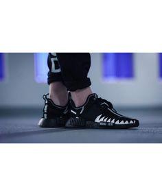 4675d4ae2ace7 Neighborhood x adidas NMD R1 Black Adidas Nmd R1 Pink, Cheap Adidas Nmd,  Adidas