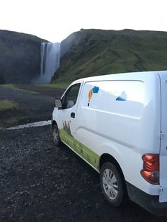 This couple from Spain returned to# Iceland for more #adventure. This time they #rented a# Camper & drove the #Ringroad & had great fun. A #CamperStories entry. #CamperVanIceland #CamperRentalIceland #IcelandCamperVanRental #CamperHireIceland #Fun #Explore #Travel #Love #Waterfalls #Camping #Outdoor #Skógafoss