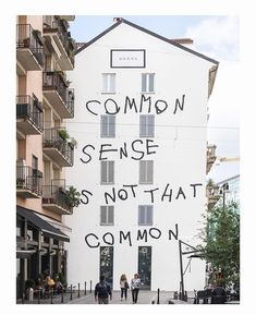 ( ・・・ Revealed on Largo La Foppa, Milan the new featuring a phrase by Spanish artist Pretty Words, Beautiful Words, Beautiful Pictures, Mood Quotes, Life Quotes, Les Sentiments, Quote Aesthetic, Aesthetic Theory, Some Words