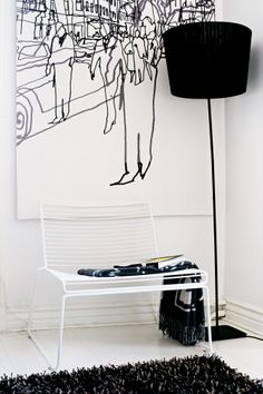 •♥• Hay Hee lounge chair
