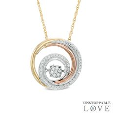 Composite Diamond Swirl Pendant in Tri-Tone Gold Jewelry Model, Boho Jewelry, Jewelry Design, Jewellery, Jewelry Ideas, Pendant Set, Diamond Pendant, Diamond Necklaces, Diamond Stores