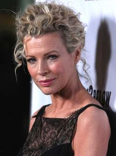 Kim Basinger - 56. How one is supposed to look at 56. If you're very lucky with the genes ... wow ...