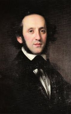 Jakob Ludwig Felix Mendelssohn Bartholdy (1809–1847), was a German composer, pianist, organist and conductor of the early Romantic period. He wrote symphonies, concerti, oratorios, piano music and chamber music. His best-known works include his Overture and incidental music for A Midsummer Night's Dream, the Italian Symphony, the Scottish Symphony, the overture The Hebrides, his mature Violin Concerto, and his String Octet. He is among the most popular composers of the Romantic era.