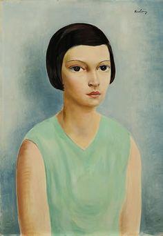 by Moise Kisling (1891-1953)