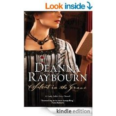 My first ever Deanna Raybourn.