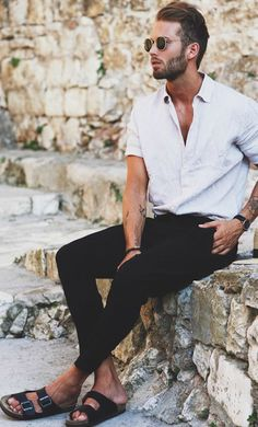 Summer Gear: The Best X Sandals for Men http://www.99wtf.net/men/mens-fasion/latest-mens-suit-style-fashion-2016/