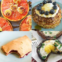50 Healthy Breakfast Recipes That Will Blow Your Mind! (from Dr. Axe; thanks for including me!)