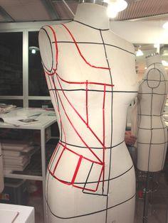 Couture Lab: Modelagem de Corsets com Janine Niepceron - Fotos!...