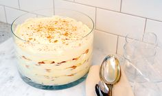 The most amazing Banana Pudding recipe from New York's famous Magnolia Bakery