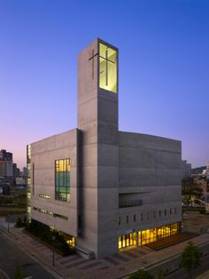 Iglesia Neulsam / Lee Eunseok, K.O.M.A (Gwangmyeong-si, Gyeonggi-do, South Korea) #architecture