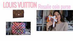Unboxing del mio Rosalie coin purse di Louis Vuitton - bags - LV - luxury - fashion - wallet - SLG - orange box - girl - unboxing - rosa ballerine Orange Box, Louis Vuitton, Videos, Coins, Coin Purse, Channel, Purses, Youtube, Bags