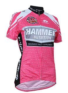 Women's Cycling Jerseys - Ride in Comfort | Hammer Nutrition