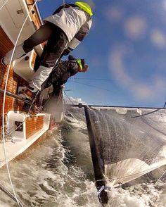 Extreme Sailing Regatta  - Tacking - 90 degrees! - via Michael Allen's photo on Google+