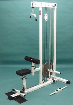 TOPSELLER! Super Lat/Row Machine $449.00