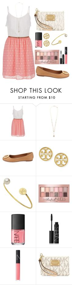 """""""Thank You So Much For 500 Followers!! Love Y'all!!☺️"""" by twaayy ❤ liked on Polyvore featuring maurices, Monsoon, Tory Burch, Max & Chloe, Maybelline, NARS Cosmetics and MICHAEL Michael Kors"""