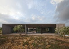 Built by Tense Architecture Network in Ditiki Attiki, Greece with date 2014. Images by Petros Perakis. The house is a frugal yet decisive answer to the need of a family shelter in the midst of a rather recluse site. It i...