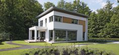 WeberHaus :: A Selection of Houses Built in Germany