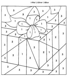 Hard Color by Number Pages | Color By Number Coloring Pages Christmas free download. Get this ...
