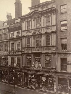 Cheapside, London, 1880  was a victorian in my past life mann
