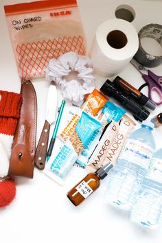 100 THINGS TO STOCK FOR AN EMERGENCY - Tory Stender