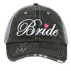 a563149a5b9 Katydid Bride Women s Trucker Hat -- Awesome products selected by Anna  Churchill Hats Online