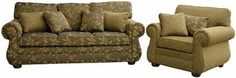 Kingsley Collection - Sofa and Chair