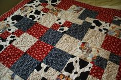 cowgirl quilt - Google Search